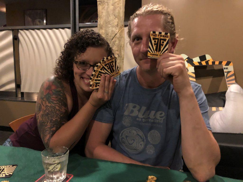 Casino Night at Oak and Shield Gaming Pub